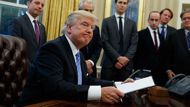 Trump'tan orta sınıfa vergi müjdesi