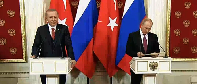 Erdoğan ve Putin'den ortak tepki: Avrupa'dan BM'ye yazılan mektup bizi şaşırttı