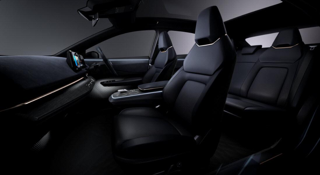 Nissan, yüzde 100 elektrikli Ariya Concept'i tanıttı