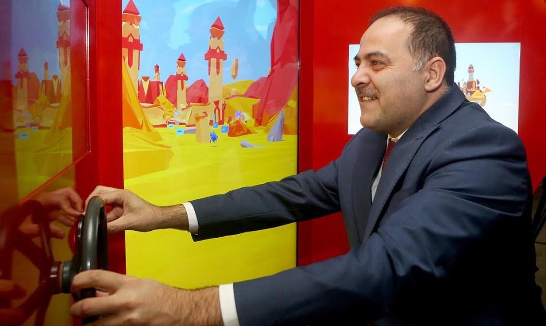 Google Türkiye'den Internot Olmaya Var mısın projesi