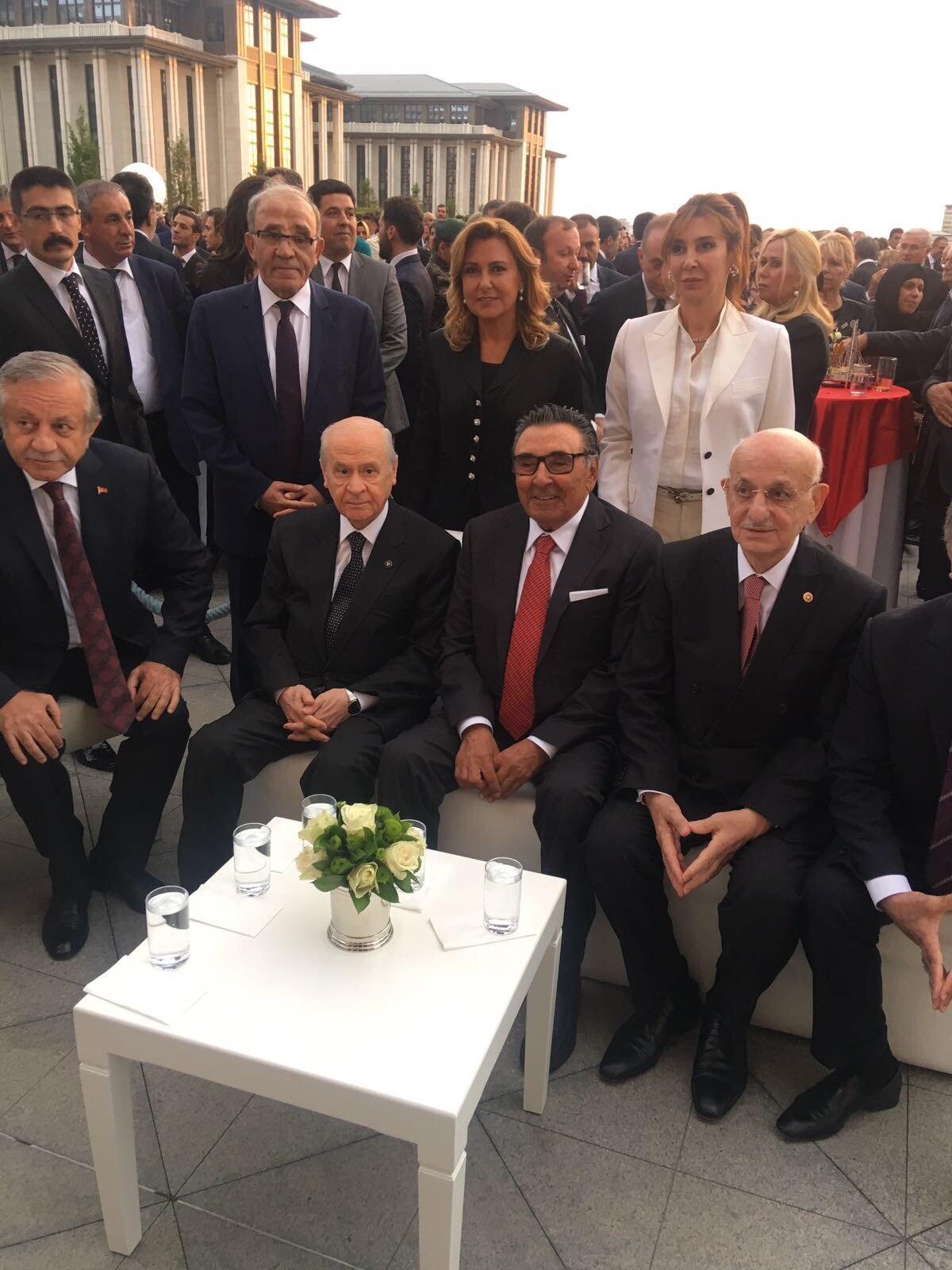 Zaferin 95. yıldönümü... Ankara'da resepsiyon başladı