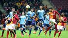 Galatasaray 1-1 Lazio