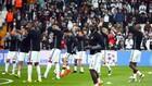 Beşiktaş Şampiyonlar Ligi tarihine geçti