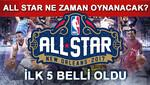 NBA All Star 2017 ne zaman İlk 5ler belli oldu