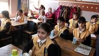 Öğrencilere 'okul sütü' dağıtıldı