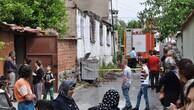 İzmir'de yürek yakan yangın
