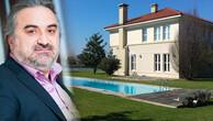 Volkan Konak took 5 million villa