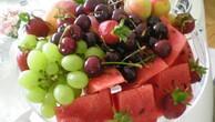 Meyveleri kararında tüketin