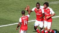 Arsenal, MLS karmasını mağlup etti