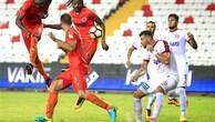 Antalyaspor-Alanyaspor maçında olay!
