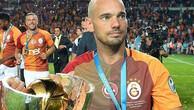 Sneijder'de flaş gelişme! Transfer teklifi...