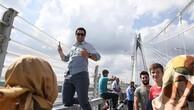 Yavuz Sultan Selim Köprüsü'nde dikkat çeken ayrıntı