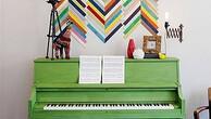 Duvar dekorasyonu için 10 fikir