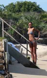 Melekler Brezilyada tatilde