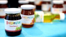 'Bornovam' markalı ürünler fuarda