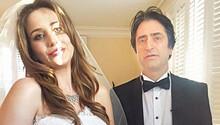 Mahsun Kırmızıgül ABD'de evlendi