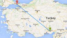 Uçaktan hızlı İstanbul - Adana 40 dakika