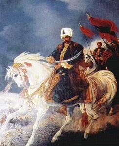 Sosyal medyanın konuştuğu ilginç detay: Bugün Osmanlı'nın Suriye'yi fethinin yıldönümü