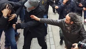 Ankara'da TMMOB eylemi