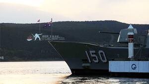 100 yıl sonra gelen barış gemisi