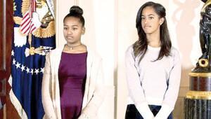 Obama'nın kızlarına ağır eleştiri özür getirdi