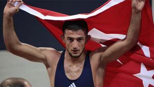 Şampiyon güreşçilerin gözü olimpiyatlarda