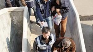 Oto hırsızlarına otopsi operasyonu