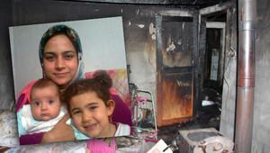 Rize'de yürek yakan yangın: Anne baba öldü