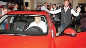 BMW 3 serisini Saygıner tanıttı
