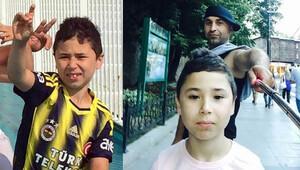 8 yaşındaki gurbetçi çocuk maganda kurbanı oldu