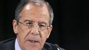 Lavrov Suriyeli muhaliflerin silahlandırıldığını iddia etti