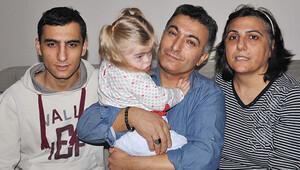 Down sendromlu kıza da koruyucu aile oldular