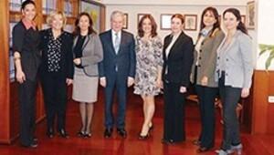 Kadın girişimciye İTOdan destek