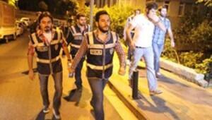 İstanbul'da taraftar operasyonu