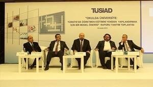 TÜSİAD Başkanı Yılmaz: PISA sonuçları bizim için ciddi bir uyarı