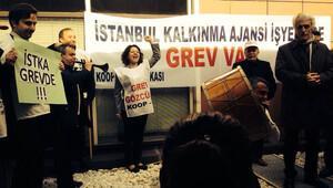 İstanbul Kalkınma Ajansı'nda grev kararı