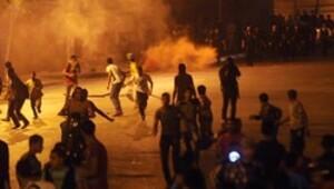 Tahrir Meydanı karıştı