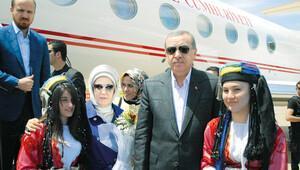 Cumhurbaşkanı Erdoğan: Kuran'la büyüdüm Kuran'la yaşıyorum