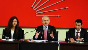 CHP'de yeni PM üyeleri ile ilk toplantı