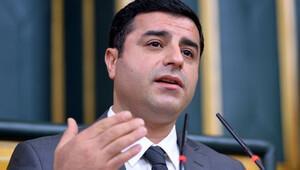Demirtaş HDP'nin eş başkan adayı