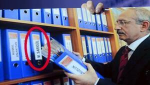 CHP: O fotoğrafta Abdullah Gülün ismi var
