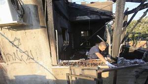 Batı Şeria'da kundaklanan bir evde 18 aylık bir bebek yanarak öldü