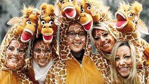 Çılgın günler: 'Köln Karnavalı'