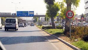 İzmir'de şehir içi hız limitleri yeniden düzenlendi