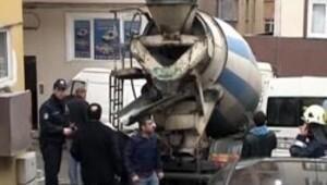 İstanbul'un ortasında 7 aracı ezdi
