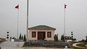 Genelkurmay Başkanı Necdet Özel, Süleyman Şah Türbesi'ni ziyaret etti