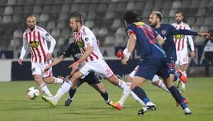 Medicana Sivasspor 1 - 2 Mersin İdman Yurdu