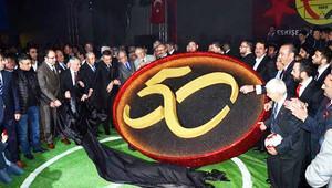Eskişehirspor 50. yılını kutluyor