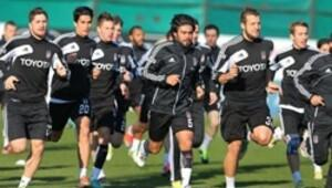 Beşiktaş'ta İBB mesaisi başladı