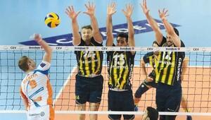 Fenerbahçe Avrupa'da avantajı fileye koydu